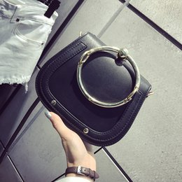 Wholesale Brand Clutch - women messenger bags pu leather handbag ladies Single shoulder bags clutch fashion crossbody bag brand candy color