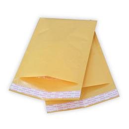 Canada 270mmx145mm / 260mmx185mm / 220mmx120mm destructrice ouverte auto-scellante poly bulle kraft sacs de courrier enveloppe enveloppe Offre