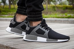 Wholesale Perfect Shop - Free shopping Cheap Wholesale NMD R1 Primeknit PK Perfect Authentic Running Sneakers Fashion Running Shoes NMD Runner Primeknit Sneakers