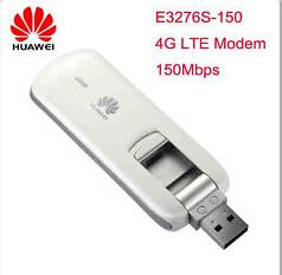 Wholesale Unlocked Wireless Broadband Modem - Wholesale- Unlocked Huawei E3276s-150 150Mbps 4G LTE FDD 800 900 1800 2100 2600MHz Wireless Modem 3G UMTS USB Stick Dongle Mobile Broadband