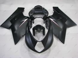 Wholesale Mv Agusta F4 Fairings - Plastic Fairings for MV AGUSTA F4 1+1 1000 cc 2006 Bodywork 05 Black ABS Fairing for MV AGUSTA F4 1000 CC 06 2005 - 2006