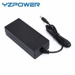 Wholesale 24v Battery Chargers - YZPOWER 29.4V 2A 1.5A Lithium Battery Charger 29.4V2A For 24V Ebike Scooter Intelligent Electric Bike E-bike Battery