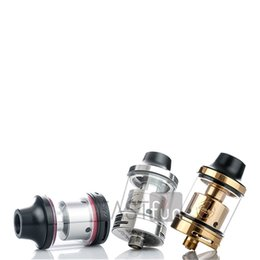 Wholesale Performance Tank - 100% Original Coil Art MAGE RTA Tank Coilart Mega RTA 3.5ml Capacity 24mm Performance RTA Top Fill with Replacement Glass Tube By CoilTech