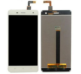 Wholesale Resistive Lcd Touch - Wholesale-For Xiaomi mi4 Screen LCD Display Screen+Touch Screen Digitizer Assembly for Xiaomi mi 4 In Stock