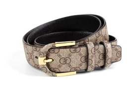 Wholesale Cowhide Belts - 100% Cowhide Genuine Leather Belts for Men Luxury Brand Designer Men's Pin Buckle Belt Men 2017 High Quality Jeans Stra