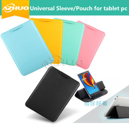 """Wholesale Wholesale Ch Bag - Wholesale- 2016 High quality Ultra-thin PU Leather Sleeve pouch Bag Case For 8"""" Onda V80 Plus V80 SE V80 V820w CH V820W Tablet PC+ gift"""