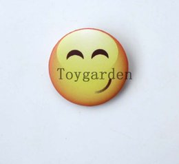 Wholesale Christmas Pins Bulk - Bulk sale of the latest 108Pcs Badge Safety Button Pins Children Party Gifts Diameter 25mm free shipping