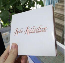 Wholesale Birthday Items Wholesale - New items Kylie Jenner Lipkit Limited Edition Birthday Kylie KOKO Kollection lip kit Gold Metal Matte lipstick