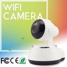 Wholesale Mp Digital Camera - Armgroup HD 720P IP Camera Security Network CCTV Wifi Cam Megapixel Wireless Digital Security IR-Cut Night Vision Alarm System