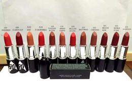 Wholesale Wholesale Trek - HOT Makeup Frost Lipstick Star Trek where no man has gone 3g 12 color DHL free shipping