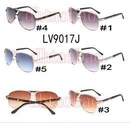Wholesale Wholesale Wooden Frog - summer new men retro fashion sunglasses driving glasses women Cycling Outdoor Sun Glasses frog frame dark glasses 5 colors free shipping