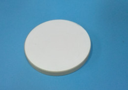 Wholesale Piezo Chip - Ultrasonic Piezoelectric Ceramic Disc 50x6mm-PZT5 350 KHz Piezo Electric Disc PZT Crystals Sensor Element PZT Transmitter Chips