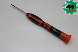 Wholesale Precision Phillips Screwdriver - Japanese RHINO DT-000 High Carbon Steel Magnetic Precision Phillips Diameter 1.5mm Length 15cm Screwdriver for Repairing Apple