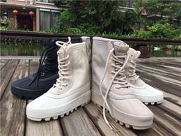 Wholesale Lace Up Winter Boots For Women - New Kanye West shoes 950 Boost sneaker boost 950 sneaker for Women and Men Shoes Boots Ankle Boots size 36-46