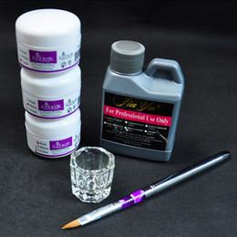 Wholesale Nail Art Dappen Dish - transponder UC-124 Art Tools DIY Nail Acrylic Liquid Powder Pen Dappen Dish,Acrylic art