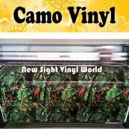 Wholesale Graphic Film Vinyl - Real Tree Camo Vinyl Wrap Sheet Mossy Oak Graphics Realtree Camouflage Vinyl Car Body Film For Truck Jeep