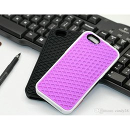 Wholesale Silicone Case Iphone Waffle - For iphone7 3D Van Waffle Silicon Shoe Design phone Case Creative Soft Rubber gel back cover case for iphone6 6splus 7plus 5S SE 4S