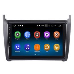 """Opciones de telefono online-9 """"Android 7.1 Sistema Auto Car DVD estéreo para Volkswagen Polo 2012+ GPS Navi BT 4.0 WIFI 4G Pantalla Espejo SWC OBD DVR HDMI Ouput DAB Opción"""