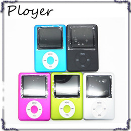 Wholesale Mp3 Player Without Radio - Ultra-High Quality MP3 MP4 Multi Media Video Player Music Player LCD Screen Support FM Radio without TF card With Retail Box