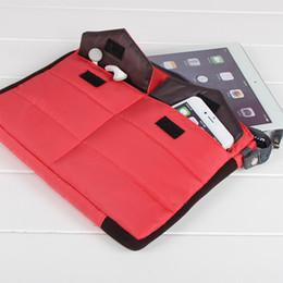 таблетка корея Скидка Модернизированная версия Южная Корея утолщение и проведение iPad сумка компьютер планшетный компьютер противоударный мешок ноутбук сумка