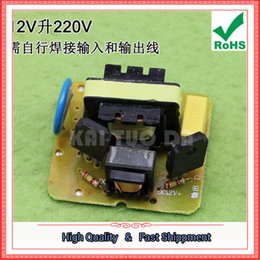Wholesale Free Inverter - Free Shipping 2pcs 40W DC-AC inverter power supply 12V l 220V step-up transformer step-up module inverter (C4B1)