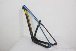 Wholesale Carbon Headset - 2016 T1000 UD mountain MTB carbon bike frame bicycle bicicleta frameset 27.5er 29er 15.5 17.5 19.5 inch frame + clamp + headset