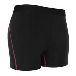 Wholesale Base Underwear - Wholesale- New Womens Running Shorts Fitness Yoga Mini Shorts Compression Base Layer Bottoms UnderWear Sports Pro Sportswear