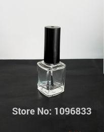 Wholesale 5ml Empty Polish Bottles - Wholesale- 5ML 5G Enamel Bottle, Empty Nail Polish Bottles, Nail Enamel Packing Bottle, Manicure oil Bottles, Nail Enamel Vial, 50pcs Lot