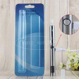 Wholesale Ego Ecigarette Starter Kit - Evod MT3 Blister Package Kits eCigarette UGO V II Micro USB Batteries MT3 Tank 2.4ml EGO Vaporizer Pen Starter Kit Wholesale