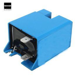 Wholesale Ignition Spark - 1pc Plastic Metal Blue Spark Ignition Module Intensifier Blue RI 120A-1 Model 120Vac 60Hz 3mA Durable Integrated Circuits Module