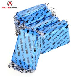 Wholesale Clay Bar Auto Detailing - Wholesale- Universal 5Pcs Car  Auto Magic Clean Clay Bar Detailing Wash Sludge Mud Remove Blue Car Cleaning Accessories
