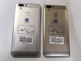 Wholesale Chinese Smartphone Copies - 2017 new Huawei P9 mini fingerprint MTK 6592 octa core phone 4g lte smartphone Android 5.0 3gb ram 5.5 inch goophone copy.