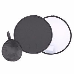 "Wholesale Flash Shots - 16"" 40cm Portable Mini Round Soft Box Studio Shooting Tent Diffuser SoftBox for Nikon Speedlight, Canon Speedlite, for Vivita Flash, Sunpack"