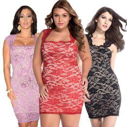 Wholesale Strap Tight Skirts - S-2XL Wrap Hip skirt Sleeveless Hip Tight Collar Embroidery Dress Fashion Women Dresses