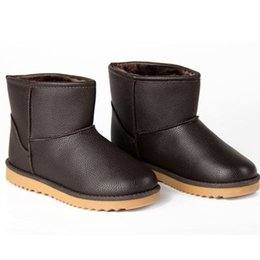 Wholesale Silver Tall Boots - hot new High Quality Womens Classic tall Boots Womens Snow boots Winter leather boots classic Australia