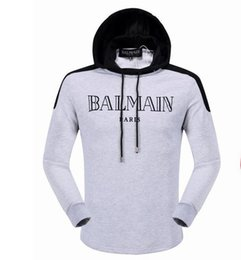 Wholesale White Long Sweater - Causal Men's Hoodies Sweatshirt Famous Brand Designer Pullover Men Sportwear Mens Coat Jogger Running Sport Sweater Sweatshirts Good Quality