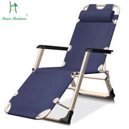 Wholesale Portable Beach Chairs - Wholesale- Outdoor seat backs leisure multifunctional folding Portable beach chair