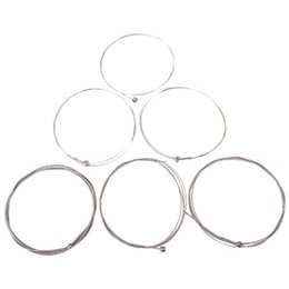 Wholesale Bass Guitars Parts - Set of 6 strings Electric Guitar String 150XL .229mm Steel stringed instrument For Guitarra Bass Parts & Accessories