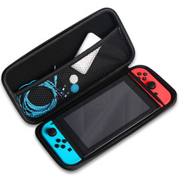 Wholesale Games Deluxe - Game Bag Carrying Case Protective Pouch Bag Cover Case Deluxe Travel Case for Nintendo Switch Joy-Con Carrying Bag IV-SW007