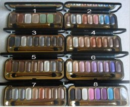 Wholesale Best New Products - FREE SHIPPING HOT high quality Best-Selling New Products Makeup 9 COLORS EYESHADOW 21g 8pcs