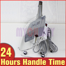 Wholesale Electroporation Skin Care - Professional Salon Personal Skin Care Weight Loss Portable Needle-free Mesotherapy Meso Therapy Electroporation Tech Beauty Equipment