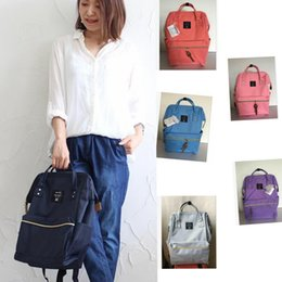 Wholesale Bags Mom - Baby Diaper Nappy Backpack Multifunctional Mommy Bag Changing Mummy Backpackrand Mom Nappies Bags Fashion Mother Backpack KKA2509