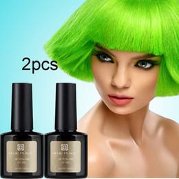 Wholesale Nail Lack - Wholesale-2PCS Ukraine Gel UV Polish 10ml Blue Place 120 Shinning Colors Fingers Professional Nail Art UV LED Lamp Gel Lack Varnish