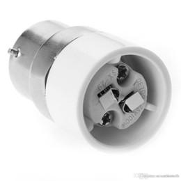 B22 sockel online-1 STÜCK Basis LED Licht Lampe Adapter Konverter Buchse Extender B22 zu MR16 G00111 ONET