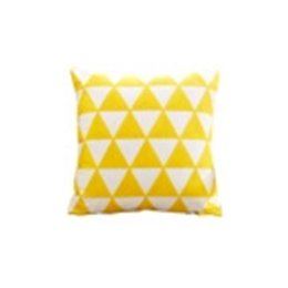 Wholesale Square Trim - Brand cushion latest throw pillow high density sofa Pillow triangle trim pillow cover 45 * 45cm free shipping