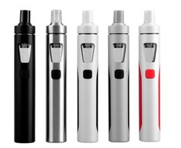 Wholesale Wholesale Prices Joyetech - Best price Joyetech eGo AIO Starter Kit clone with 1500mAh battery 2.0ml Capacity top filling electronic cigarette kit DHL free