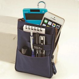 Wholesale Diy Door Kit - Wholesale DIY Tool Bag Multifunction Watchmaker Watch Repair Tool Storage Bag Hardware Kit Portable Bag F2017178
