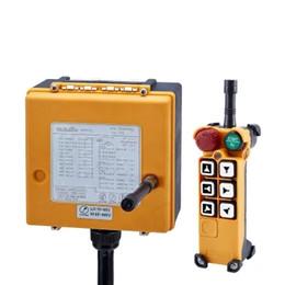 Canada Vente en gros - Télécommande F26-C3 6 boutons double télécommande radio industrielle UHF4250-446Mhz 65-440V cheap industrial radios Offre