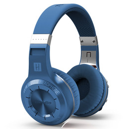 Wholesale Handsfree Bluetooth Stereo Bluedio - Bluedio HT(shooting Brake) Wireless Bluetooth 4.1 Stereo Headphones built-in Mic handsfree for calls and music streaming