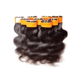 Wholesale Hair Perm Machine - wholesale 5a malaysian body wave human hair 1kg 20bundles lot black color 100% malaysian humano cabelos